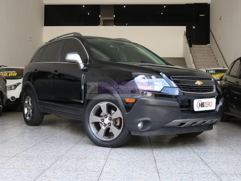 Foto do veiculo Chevrolet CAPTIVA SPORT FWD 2.4 16V 171/185cv