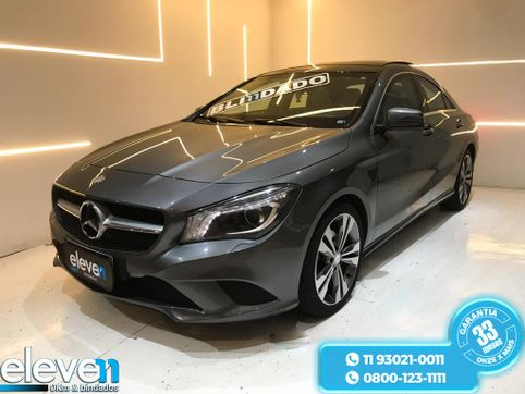 Foto do veiculo Mercedes CLA-200 First Edition 1.6 TB 16V  Aut.