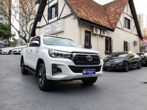 Foto do veiculo Toyota Hilux CD SRX 4x4 2.8 TDI 16V Diesel Aut.