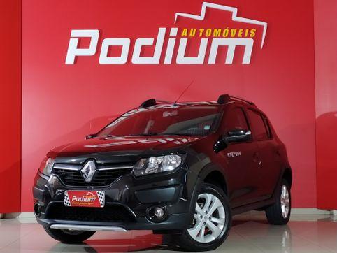 Foto do veiculo Renault SANDERO STEP. Easy R H-Power 1.6 8V