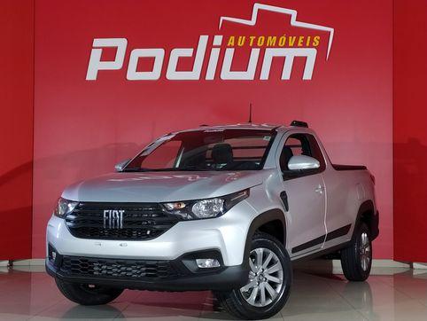 Foto do veiculo Fiat Strada Freedom 1.3 Flex 8V  CS Plus