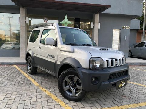 Foto do veiculo Suzuki Jimny Wide/ Jimny/4ALL 1.3 16V