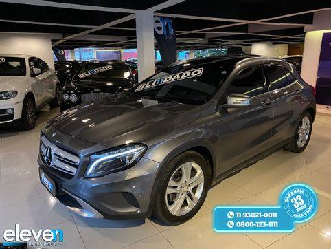 Foto do veiculo Mercedes GLA 200 Vision 1.6/1.6 TB 16V Flex Aut.