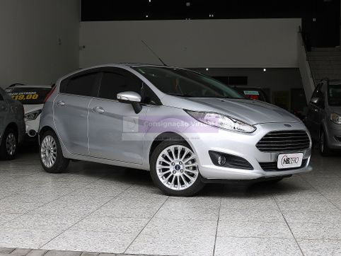 Foto do veiculo Ford Fiesta TIT./TIT.Plus 1.6 16V Flex Aut.