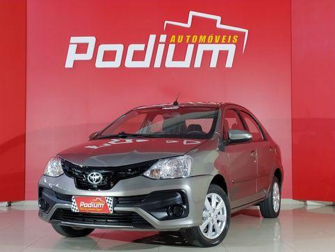 Foto do veiculo Toyota ETIOS X Plus Sedan 1.5 Flex 16V 4p Mec.
