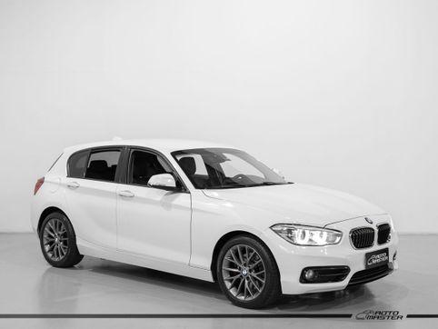 Foto do veiculo BMW 120iA Sport 2.0/ActiveFlex 16V Aut.