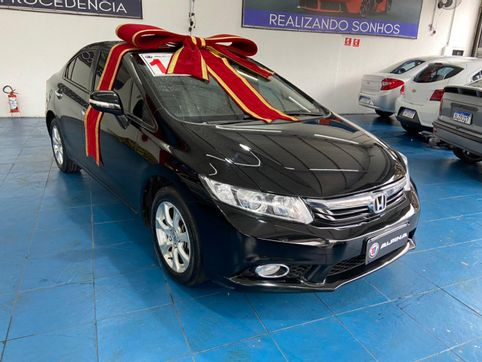 Foto do veiculo Honda Civic Sedan EXR 2.0 Flexone 16V Aut. 4p