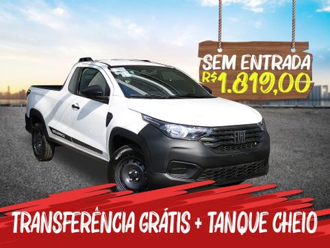 Foto do veiculo Fiat Strada Endurance 1.4 Flex 8V CS Plus