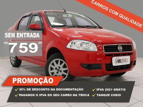 Foto do veiculo Fiat Siena EL 1.0 mpi Fire Flex 8V 4p