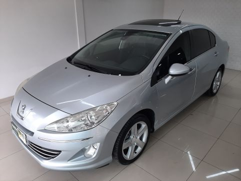 Foto do veiculo Peugeot 408 Sedan Feline 2.0 Flex 16V 4p Aut.