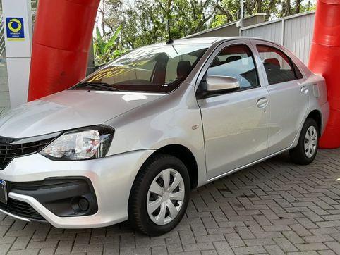 Foto do veiculo Toyota ETIOS X Sedan 1.5 Flex 16V 4p Mec.