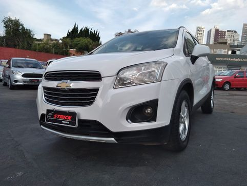 Foto do veiculo Chevrolet TRACKER LT 1.8 16V Flex 4x2 Aut.