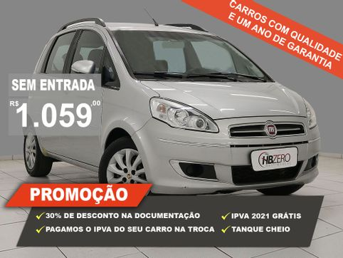 Foto do veiculo Fiat Idea ESSENCE 1.6 Flex 16V 5p