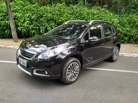 Foto do veiculo Peugeot 2008 Allure 1.6 Flex 16V 5p Aut.