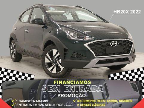 Foto do veiculo Hyundai HB20X Diamond Plus 1.6 Flex 16V Aut.