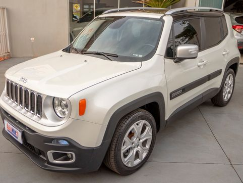 Foto do veiculo Jeep Renegade Limited 1.8 4x2 Flex 16V Aut.