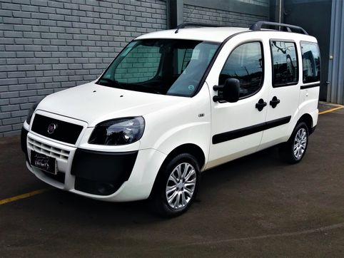 Foto do veiculo Fiat Doblo ESSENCE 1.8 Flex 16V 5p