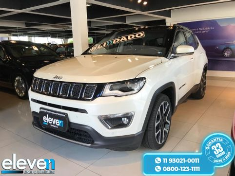 Foto do veiculo Jeep COMPASS LIMITED 2.0 4x2 Flex 16V Aut.