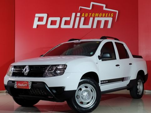 Foto do veiculo Renault DUSTER OROCH Express 1.6 Flex 16V Mec.