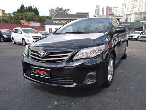 Foto do veiculo Toyota Corolla GLi 1.8 Flex 16V Mec.