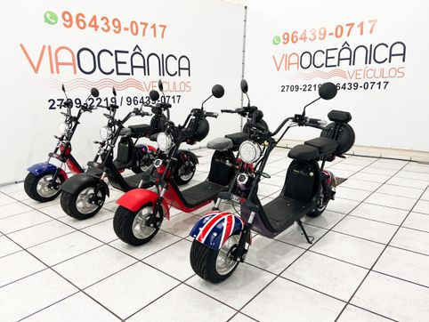 Foto do veiculo yiwu scooter elétrica 2.000wts
