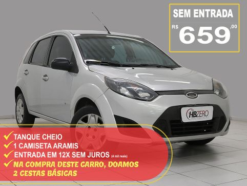 Foto do veiculo Ford Fiesta SE 1.0 8V Flex 5p