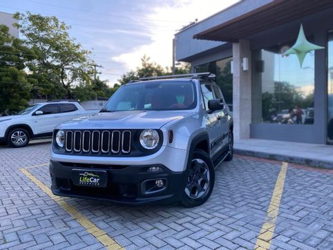 Foto do veiculo Jeep Renegade Sport 1.8 4x2 Flex 16V Mec.