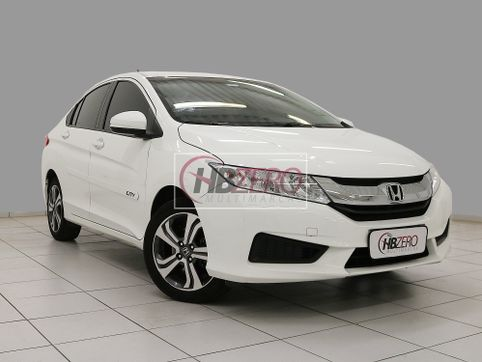 Foto do veiculo Honda CITY Sedan LX 1.5 Flex 16V 4p Aut.
