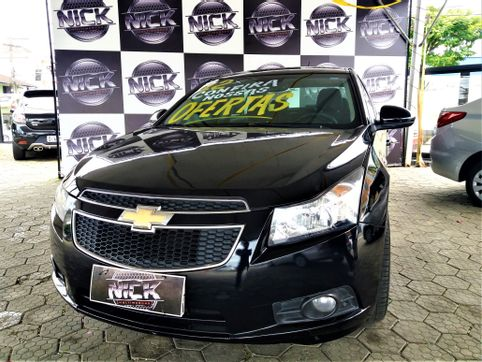 Foto do veiculo Chevrolet CRUZE LT 1.8 16V FlexPower 4p Mec.