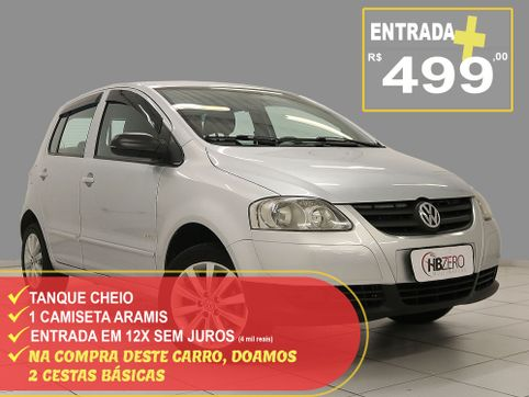Foto do veiculo VolksWagen Fox Plus 1.6Mi/ 1.6Mi Total Flex 8V 4p