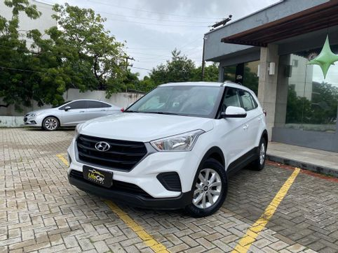 Foto do veiculo Hyundai Creta Smart 1.6 16V Flex Aut.