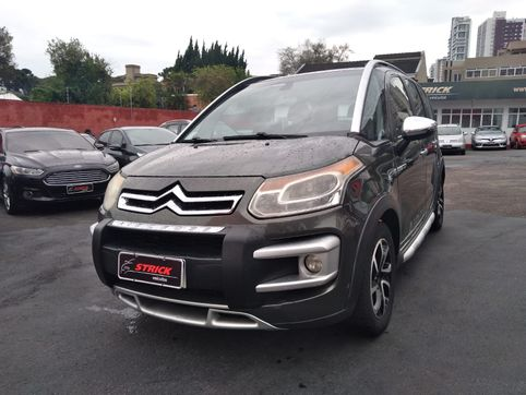 Foto do veiculo Citroën AIRCROSS Exclusive 1.6 Flex 16V 5p Aut.
