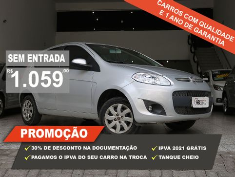 Foto do veiculo Fiat Palio ATTRA. Best Seller 1.4 EVO Flex 5p