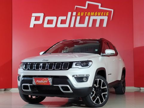 Foto do veiculo Jeep COMPASS LIMITED 2.0 4x4 Diesel 16V Aut.