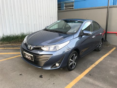 Foto do veiculo Toyota YARIS XLS Sedan 1.5 Flex 16V 4p Aut.