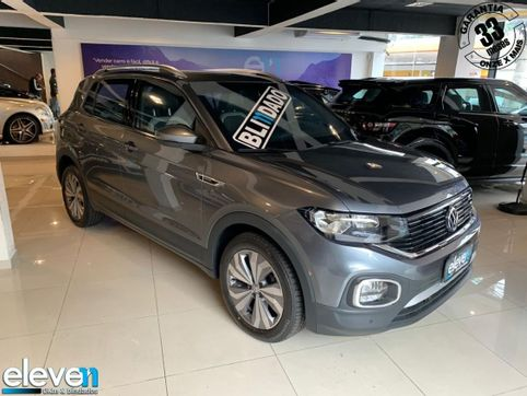 Foto do veiculo VolksWagen T-Cross Highline 1.4 TSI Flex 16V 5p Aut