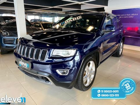 Foto do veiculo Jeep Cherokee Limited 3.2 4x4 V6 Aut.