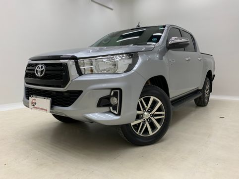Foto do veiculo Toyota Hilux CD SRV 4x2 2.7 Flex 16V Aut.