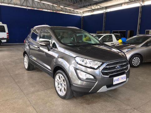 Foto do veiculo Ford EcoSport TITANIUM 1.5 12V Flex 5p Aut.