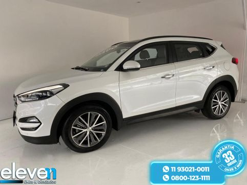 Foto do veiculo Hyundai Tucson Limited 1.6 Turbo 16V Aut.