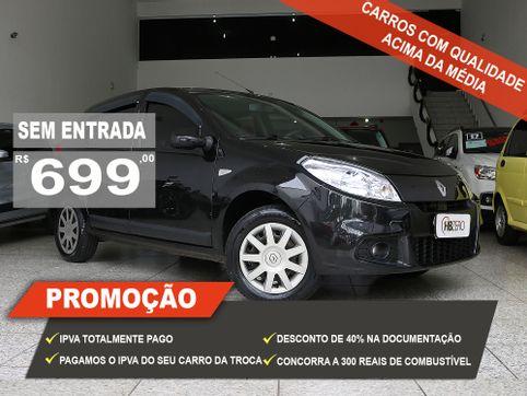 Foto do veiculo Renault SANDERO Expression Hi-Flex 1.0 16V 5p