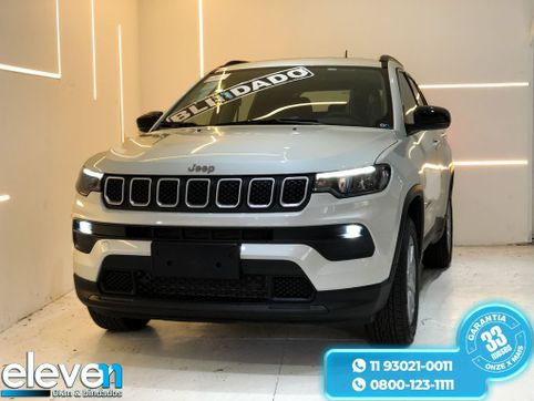 Foto do veiculo Jeep SPORT 1.3 T270 TURBO FLEX AT6