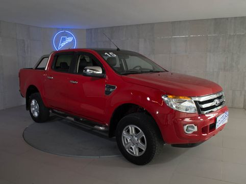 Foto do veiculo Ford Ranger XLT 2.5 16V 4x2 CD Flex