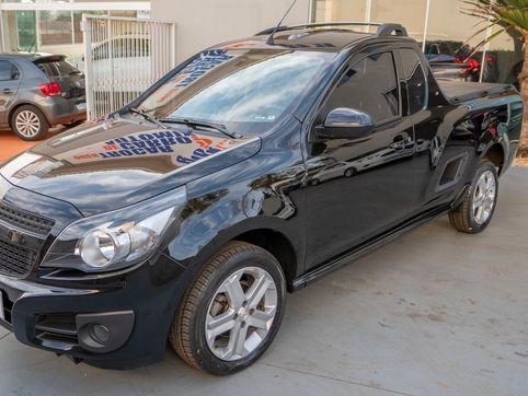 Foto do veiculo Chevrolet MONTANA Sport 1.4 ECONOFLEX 8V 2p