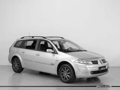 Foto do veiculo Renault Megane Grand Tour Dynam. Hi-Flex 1.6 16V