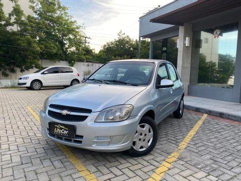 Foto do veiculo Chevrolet Celta Spirit/ LT 1.0 MPFI 8V FlexP. 5p