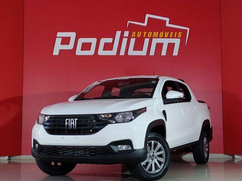 Foto do veiculo Fiat Strada Freedom 1.3 Flex 8V CD
