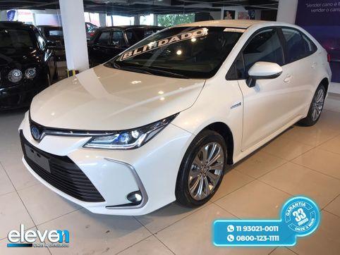 Foto do veiculo Toyota Corolla Altis Hybrid 1.8 16V Flex Aut.