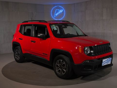 Foto do veiculo Jeep Renegade1.8 4x2 Flex 16V Aut.(PCD)