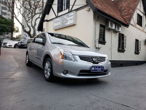 Foto do veiculo Nissan Sentra SL 2.0/ 2.0 Flex Fuel 16V Aut.